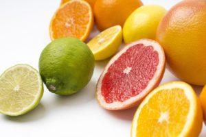 もぎたての柑橘
